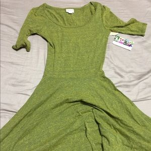 Lularoe knee length dress